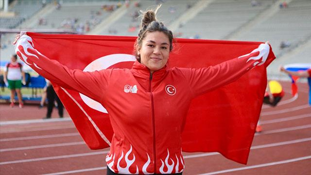 Özlem Becerek, Avrupa 20 Yaş Altı Şampiyonasında 4. oldu