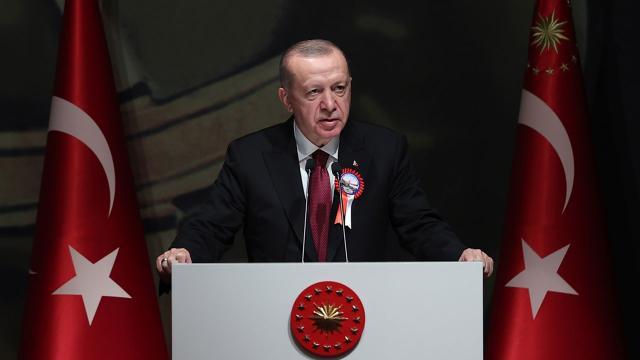 Cumhurbaşkanı Erdoğan: Türk Silahlı Kuvvetlerimiz destan üstüne destan yazıyor