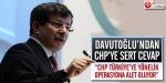 """""""CHP Türkiyeye yönelik operasyona alet oluyor"""""""