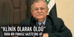"""""""Talabani klinik olarak öldü"""" iddiası"""