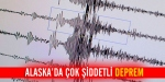 Alaskada şiddetli deprem
