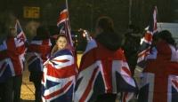 Kuzey İrlanda'da bayrak gerginliği