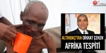 Altınbaştan dikkat çeken Afrika tespiti