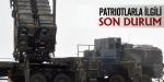 Patriotlar geliyor