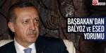 Başbakandan Balyoz yorumu