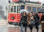 İstanbulda kar yağışı