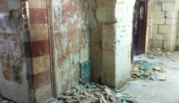 Peygamber mabedine saldırı