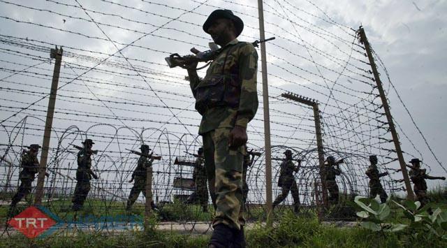 Cammu Keşmirde güvenlik güçleri ile direnişçiler arasında çatışma: 4 ölü