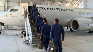 TRT Haber 3'üncü Ana Jet Üssü'nde