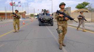 Afganistan'ın dünyaya açılan kapısını Türk askeri koruyor