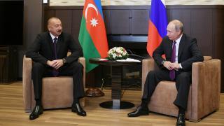 Putin ve Aliyev Karabağ'ı görüşecek