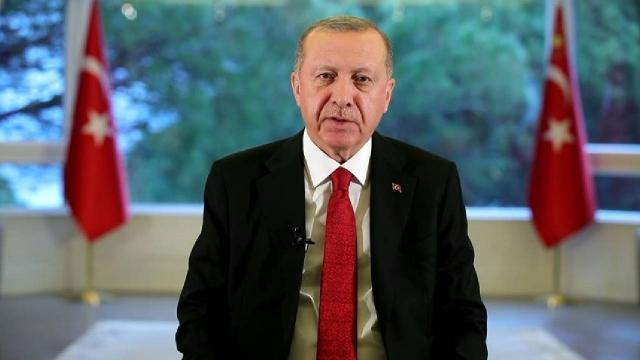 Cumhurbaşkanı Erdoğandan yardım gönderen ülkelere teşekkür