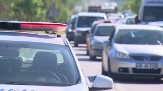 Antalya'da 392 polis servis araç ve okul çevrelerini denetledi