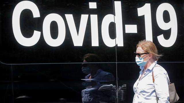 ABDde koronavirüs: Son 24 saatte 860 kişi öldü