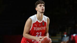 Milli basketbolcu Alperen Şengün: Her şey istediğim gibi harika gidiyor
