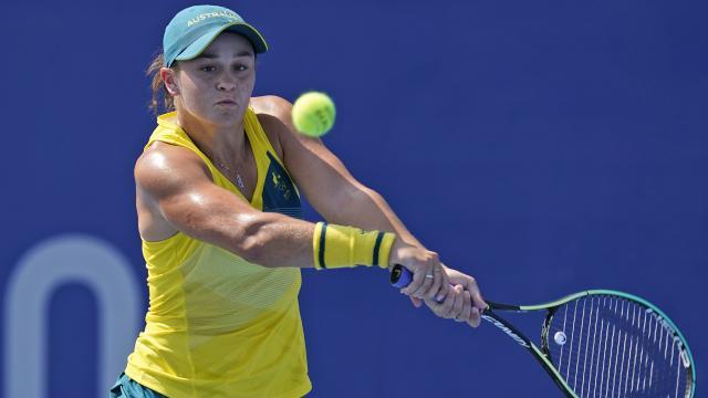 Avustralyalı tenisçi Barty, Indian Wellsten çekildi