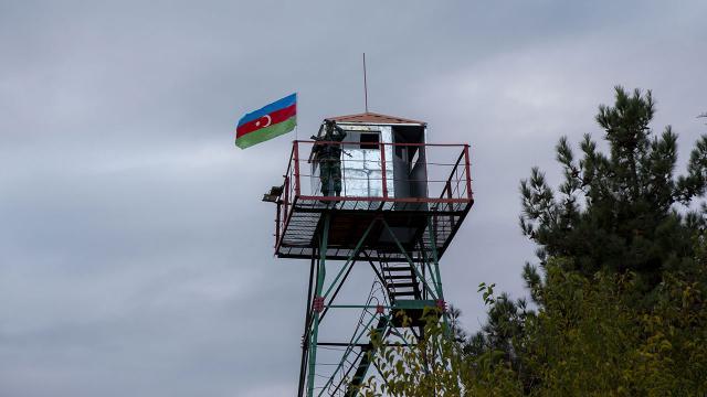 Ermenistan askerleri, Nahçıvandaki Azerbaycan mevzilerine ateş açtı
