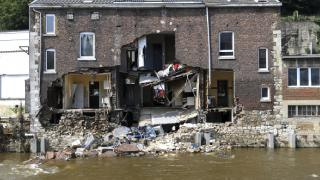 Belçika'daki sellerde can kaybı artıyor