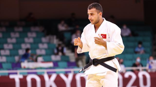 Judoda Bilal Çiloğlu son 16 turuna yükseldi