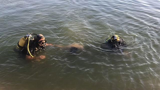 Serinlemek istediği Atatürk Barajında boğuldu