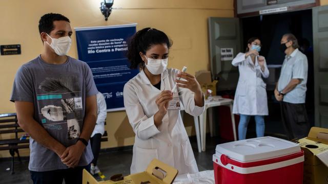 Meksika ve Brezilyada bir günde 250den fazla can kaybı