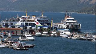 Çanakkale'de tatilcilerin dönüş yoğunluğu erken başladı
