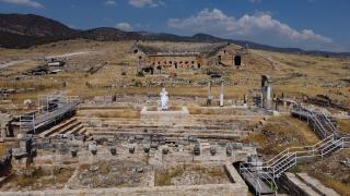 Hierapolis Antik Kenti'ndeki 'Cehennem Kapısı'nın gizemi çözüldü
