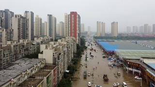 Çin'de sel felaketinde can kaybı 56 oldu