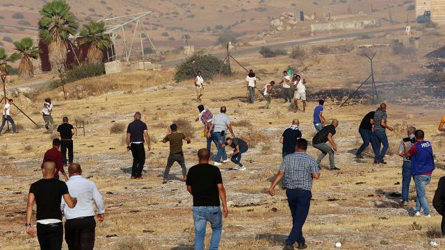 Batı Şeriada İsrail saldırıları dinmek bilmiyor