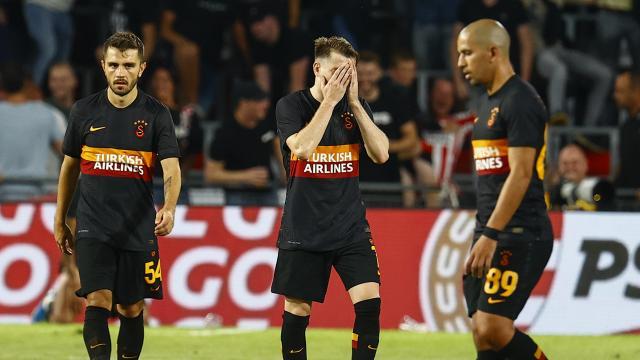 Galatasaray Avrupada eski günlerini arıyor