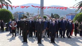 Hatay'ın ana vatana katılışının 82'nci yıl dönümü