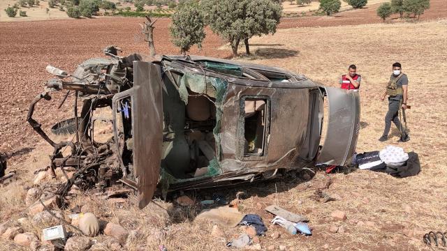Mardinde feci kaza: İki asker hayatını kaybetti