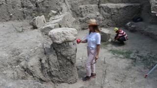 Antik Çağ'daki ilk yerleşim yerlerinden Tepebağ Höyüğü turizme kazandırılıyor