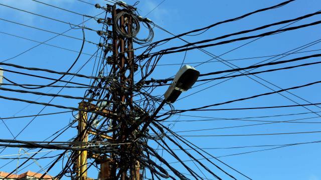 Lübnanda günlük elektrik kesintileri 22 saati buluyor