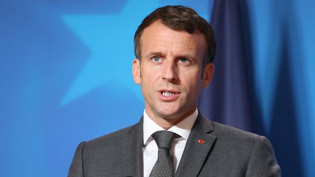 Macron özür diledi: Vefa borcumuzu ödeyemedik