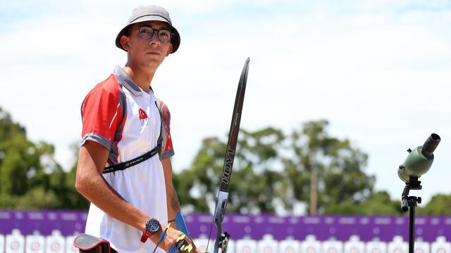 Olimpiyat şampiyonu Mete Gazozun acı günü