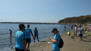 Mudanya'da bazı plajlarda denize girmek yasaklandı