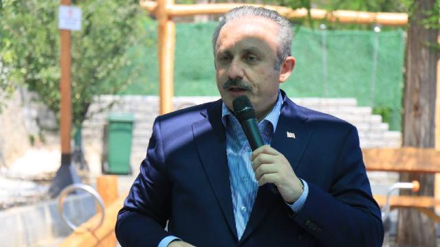 Mustafa Şentop: Kıbrısta yaşananlar batı ülkelerinin iki yüzlülüğünü gösteriyor