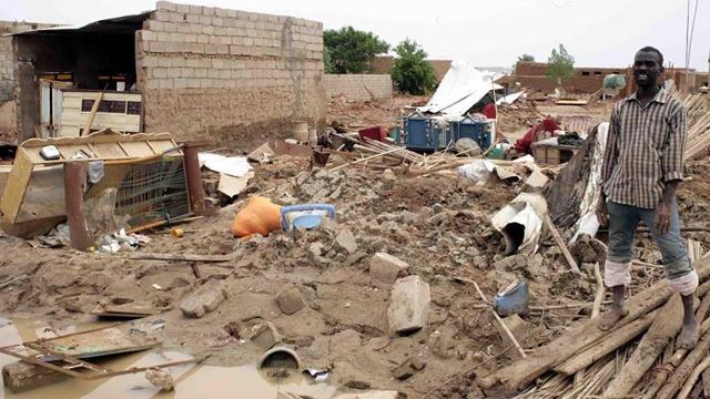 Nijeryada aşırı yağışlar: 454 ev yıkıldı