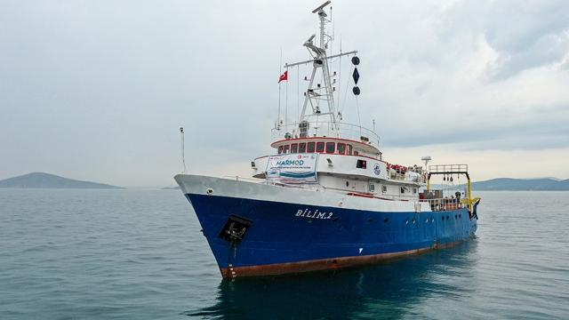 Bilim-2 gemisi, Marmaradaki çalışmalarına ağustosta devam edecek