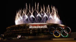 2020 Tokyo Olimpiyat Oyunları başladı