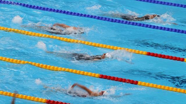 11 milli yüzücü final göremedi