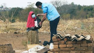 TDV, Zimbabve'de 2 bin 800 hisse kurban kesti
