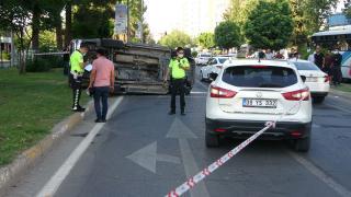 Adıyaman'da trafik kazası: 2 yaralı