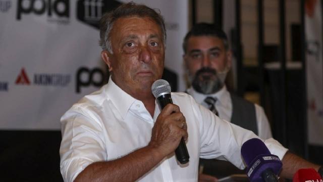 Ahmet Nur Çebiden transfer açıklaması