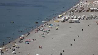 Antalya'ya gelen turist sayısı 3 milyonu aştı