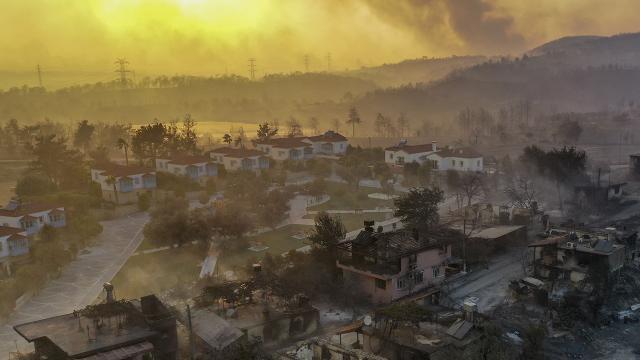 Antalya felaketi yaşıyor: Can kaybı 3e yükseldi