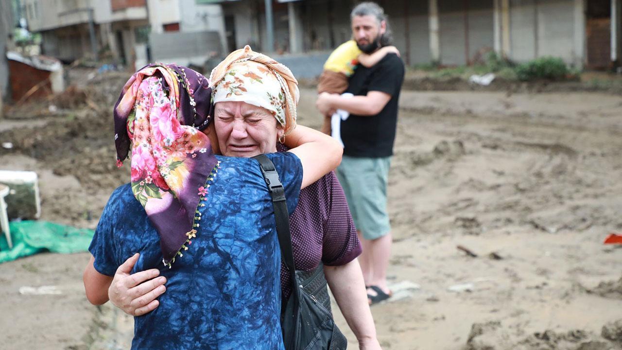 Rize, Artvin ve Düzce'de afet bölgeleri ilan edilecek