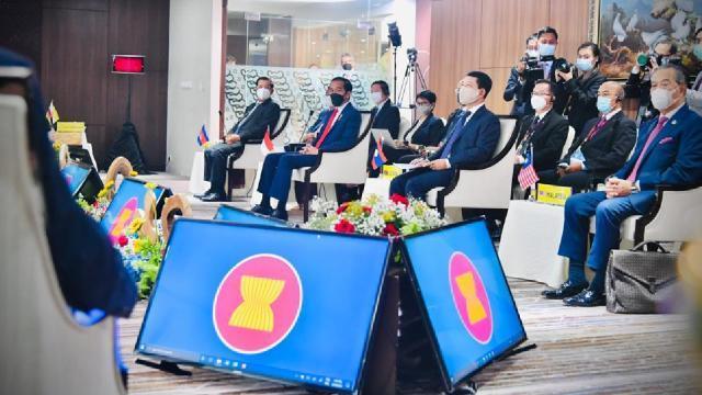 ABDden ASEANa: Myanmar krizinde kilit rol oynayabilirsin