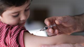 Türkiye'de çocukların yüzde 98'i aşılandı